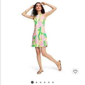Lilly Pulitzer Fan Dance dress size 12 nwot